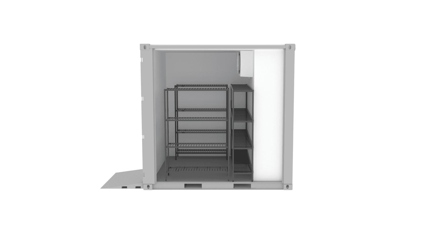 Cold Rooms Slide 3